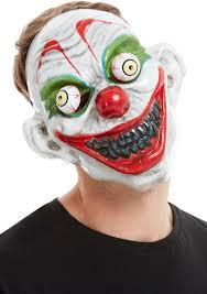 Maska Klaun Pohyblivé Oči Smiffyscom