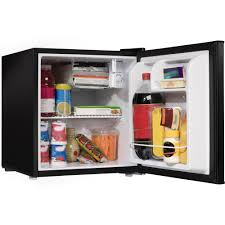 ONE DOOR REFRIGERATOR BLACK - Walmart.com