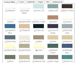 C Cure Grout Color Chart C Cure Grout Stain Cinselcafe Co