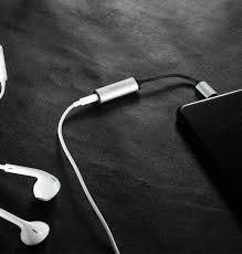 iphone headphone adapter. baseus headphone / earphones adapter lightning to 3.5mm jack cable iphone 7, 7 plus, 8, 8 plus iphone