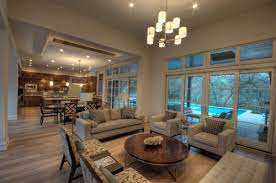 Amazing Home Interior Ideas: Open Concept Kitchen Living Room Designs Pictures
