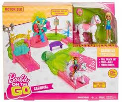Барби — <b>Набор On the</b> GO Карнавал, Barbie FHV70 в магазине ...