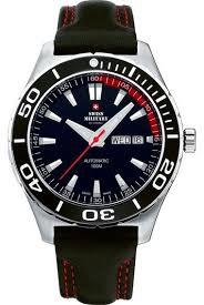 <b>SWISS MILITARY</b> by Chrono Automatic Watches <b>20090ST</b>-<b>1L</b> - <b>Часы</b>