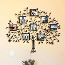 family wall frame collage