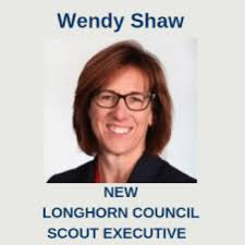 Wendy Shaw Named New LHC Scout Executive - Longhorn Council - Texas High  Adventure Base