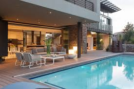 modern house plans swimming pool arts backyard design images small plan endearing with indoor