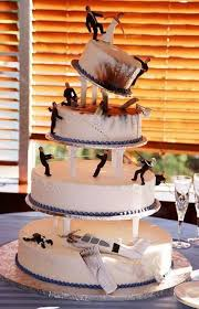 Wedding Cake Toppers Funny Fishing Wedding Cake Toppers