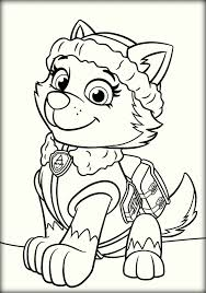 Best Of Paw Patrol Everest Coloring Pages Coloring Pages Free