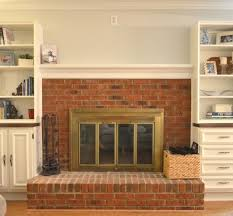 best 25 fireplace doors ideas on painting a fireplace inside fireplace paint and how to paint a brick house