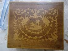 Costruire Portagioie Di Legno : Scatole legno intarsiate annunci in tutta italia kijiji