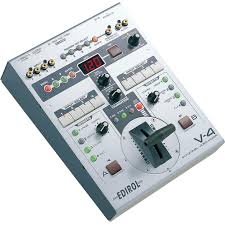 roland v video mixer performance audio roland v 4 video mixer