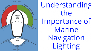 Navigation Light Requirements For Small Boats Understanding The Importance Of Marine Navigation Lighting