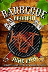 Free Bbq Flyer Templates Create In Minutes Postermywall