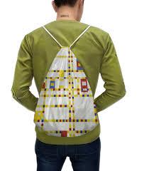 <b>Рюкзак</b>-<b>мешок с полной</b> запечаткой Бродвей буги-вуги (Питер ...