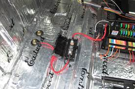 wiring simplified do it yourself with an american autowire kit Wire Harness Drawing at Aaw Wire Harness