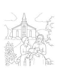 Small Picture Lds Church Coloring Pages Eassumecom 1200x1600 jpeg lds church