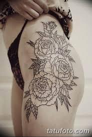 фото красивые тату на бедре 12082019 102 Beautiful Tattoos On