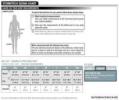 Stormtech Size Chart Womens Lotus Yoga Pant Nxp 1w