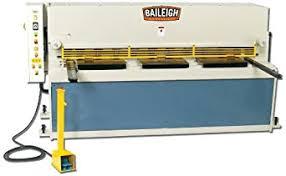 hydraulic metal shears. baileigh sh-8008-hd heavy duty hydraulic metal power shear, 3-phase shears s