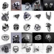 <b>Punk Ring</b> in <b>Men's Rings</b> for sale   eBay