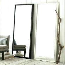 round mirror ikea mirror large wall mirror best floor standing mirror ideas on large standing full