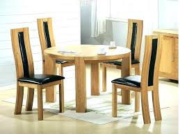 est oak dining table 6 chairs and light chunky solid furniture excellent di
