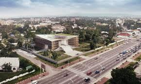 Belgian Embassy Kinshasa