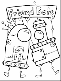 Small Picture spectacular robot coloring page with robot coloring pages