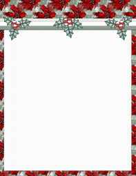 010 Template Ideas Christmas Stationery Templates Wordreeor