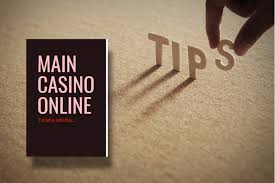 Tips Main Game Judi Online Casino Tanpa Modal