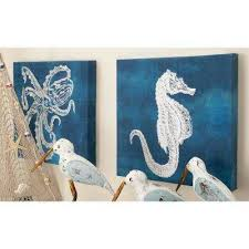 wooden sea life wall art set of 3 on outdoor wall art home depot with litton lane outdoor wall decor outdoor decor the home depot
