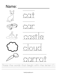 Number Words Tracing Worksheets Worksheets for all | Download and ...