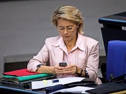 Ursula von der Leyen begrüßt Europa auf Twitter