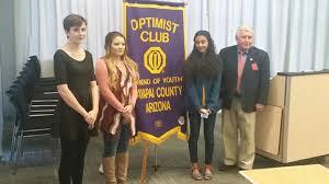 Optimist Essay Contest Winners Of This Years Optimist International Essay Contest
