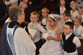 Kids forever friends after mock wedding | South Wales Argus