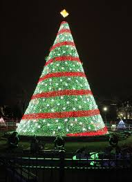 2016 national tree lighting