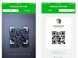 QR Code Scan App by Webperts on Dribbble