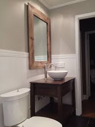 reclaimed wood bathroom mirror. Furniture: Reclaimed Wood Bathroom Mirror Elegant Vanity Design Top Best Intended For 17 From T
