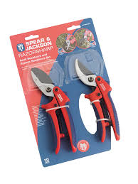 spear jackson razorsharp small folding pruning saw amazon co uk spear jackson secateur set