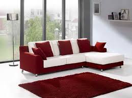red white sofa. Perfect Sofa Outstanding Red And White Sofa Set 41 For Your Design Ideas With   On E