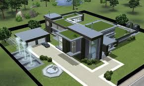 marvelous sims 3 modern mansion floor plans house plan thesecretconsul com