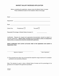 Raise Letter Sample 12 Letter For Salary Increase To Employer Proposal Resume