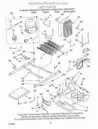 whirlpool wiring diagrams for refrigerators wiring diagram whirlpool wiring diagrams for refrigerators