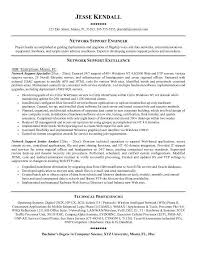 Network Support Engineer Technical Support Specialist Job Description And  Professional Resume Format Examples 6 Technical Support ...