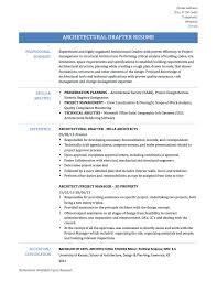 Drafting Resume Sample Eliolera Com
