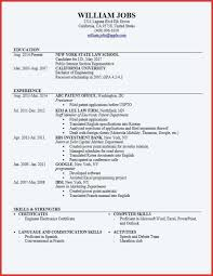 Law Student Resume Extraordinary Resume Examples Lawyer Beautiful Law Student Sample Harvard