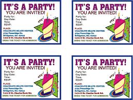 Birthday Invitation Templates Free Printable Vastuuonminun