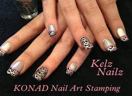 KONAD NAIL ART STAMPING