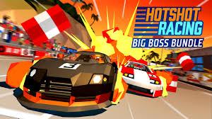 Hotshot Racing: <b>Big Boss</b> Bundle DLC Available Now for Free ...