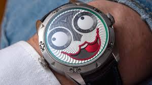 Konstantin Chaykin Joker <b>Watch</b> Review | aBlogtoWatch